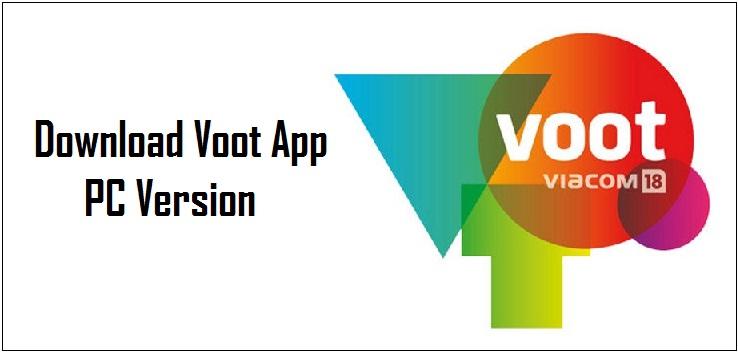 Voot APP for PC WIndows laptop